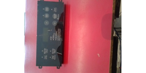 CLOCK / TIMER BOARD RANGE FRIGIDAIRE 318414213 USED